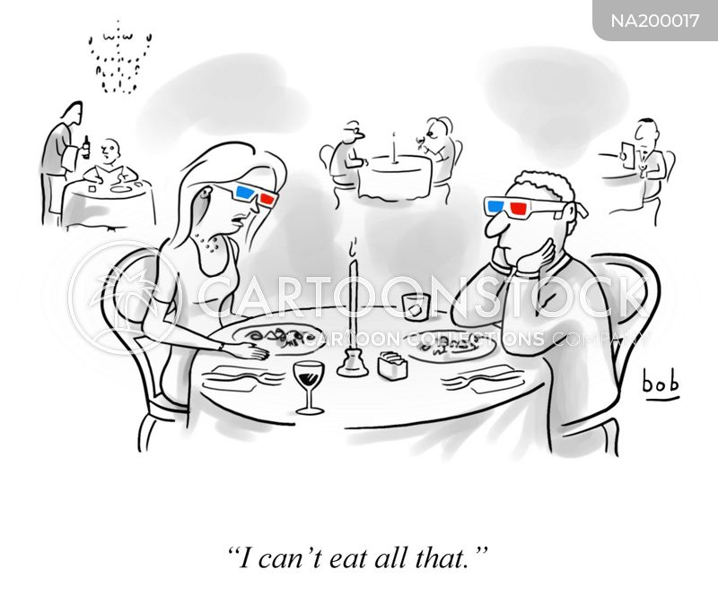 illusions cartoon