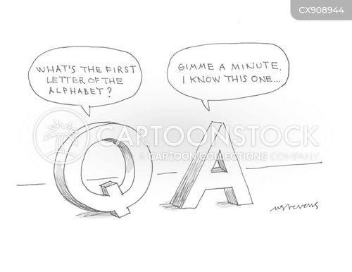 not smart cartoon