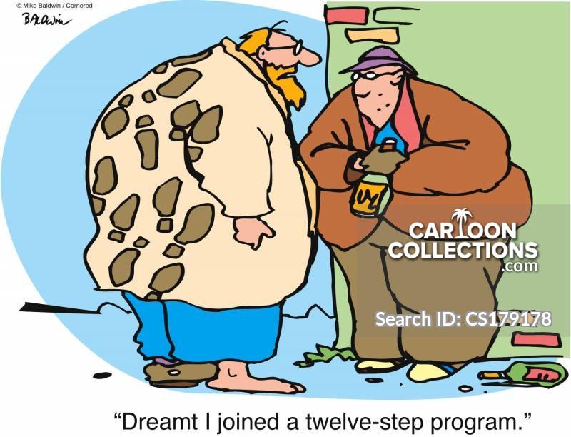 tread cartoon