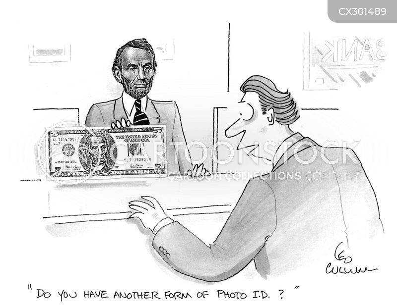 photo id cartoon