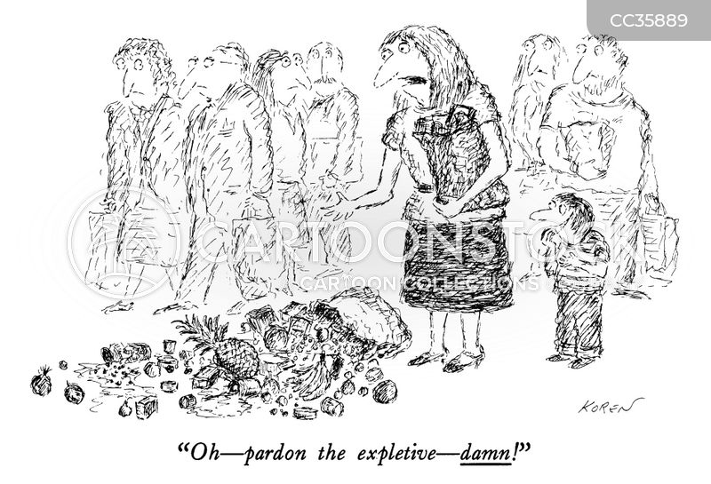 Expletives cartoons, Expletives cartoon, funny, Expletives picture, Expletives pictures, Expletives image, Expletives images, Expletives illustration, Expletives illustrations