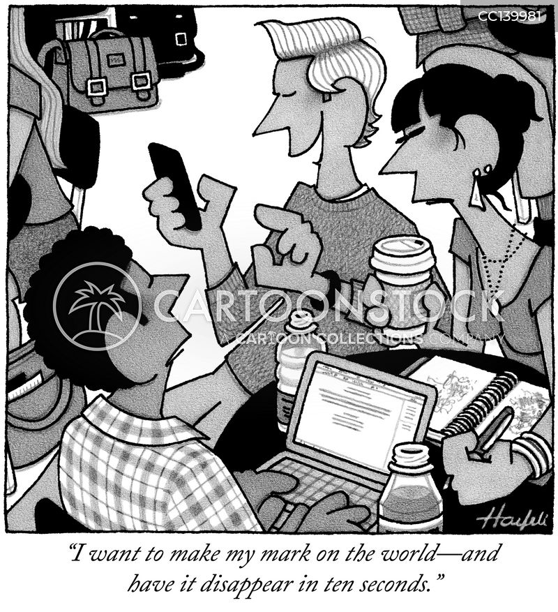 15 seconds of fame cartoon
