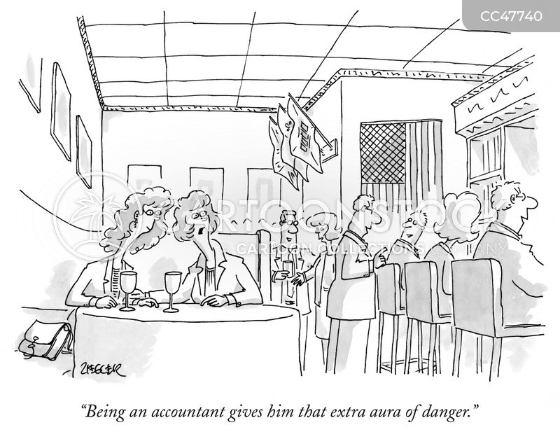 desk job cartoon