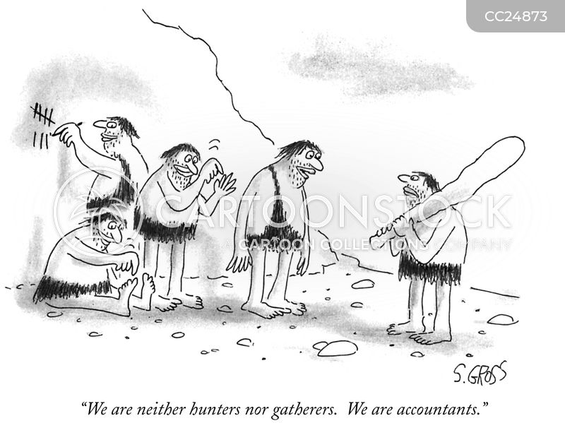 neanderthal cartoon