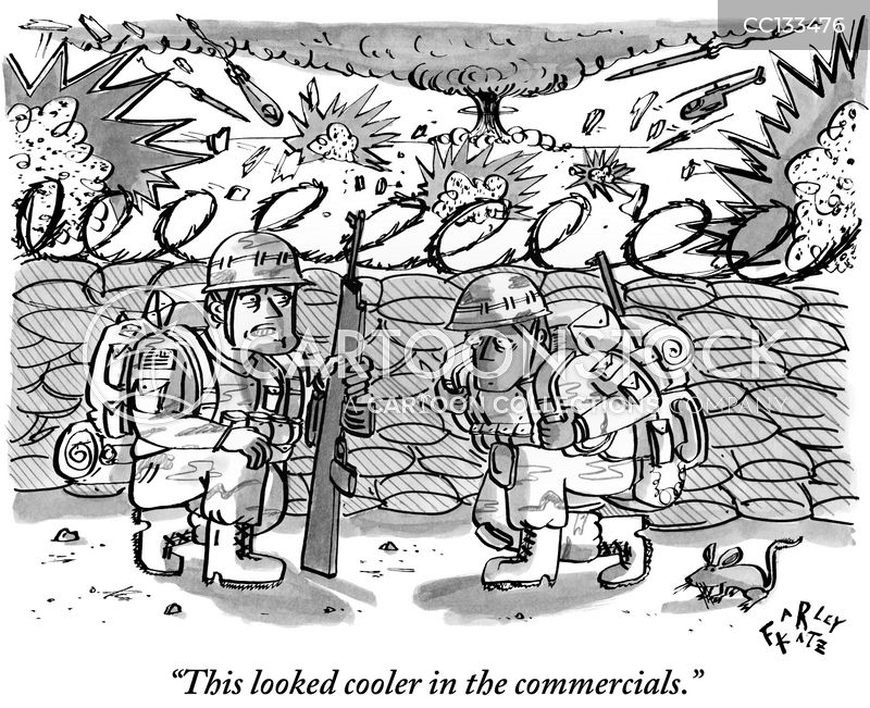 armies cartoon