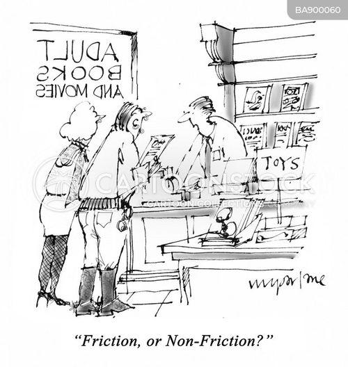 adult book cartoon