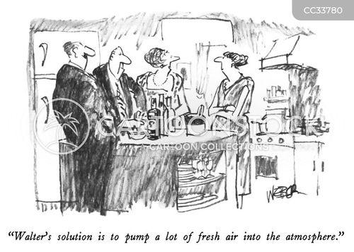 atmosphere cartoon
