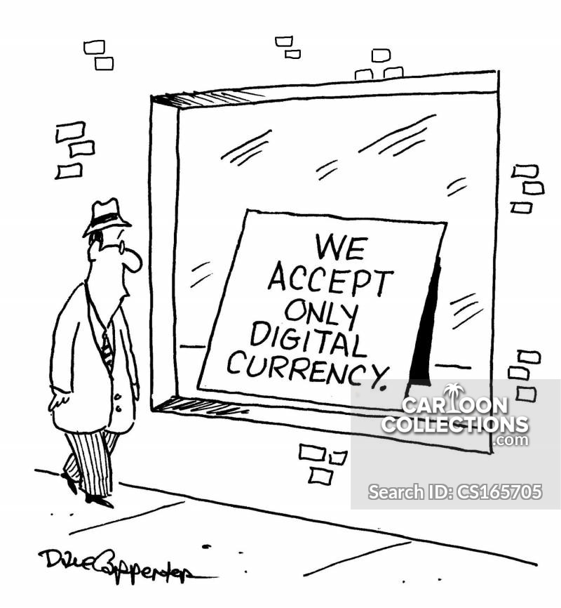 alternative currency cartoon