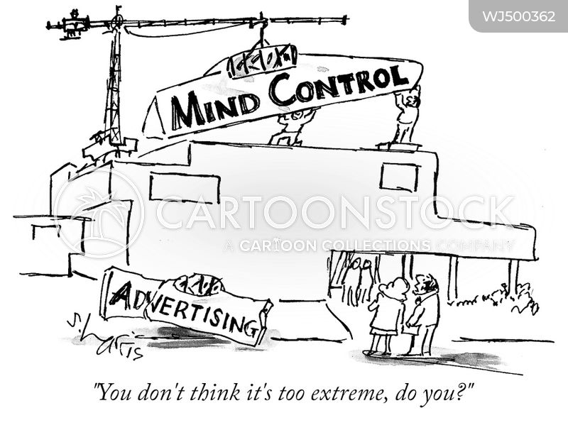 advertising agencies cartoon