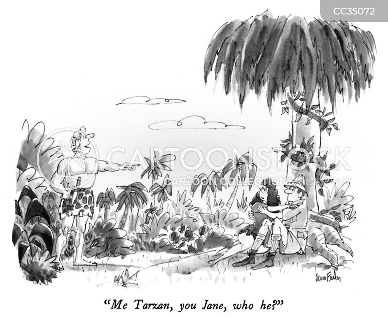 Tarzan cartoons, Tarzan cartoon, funny, Tarzan picture, Tarzan pictures, Tarzan image, Tarzan images, Tarzan illustration, Tarzan illustrations