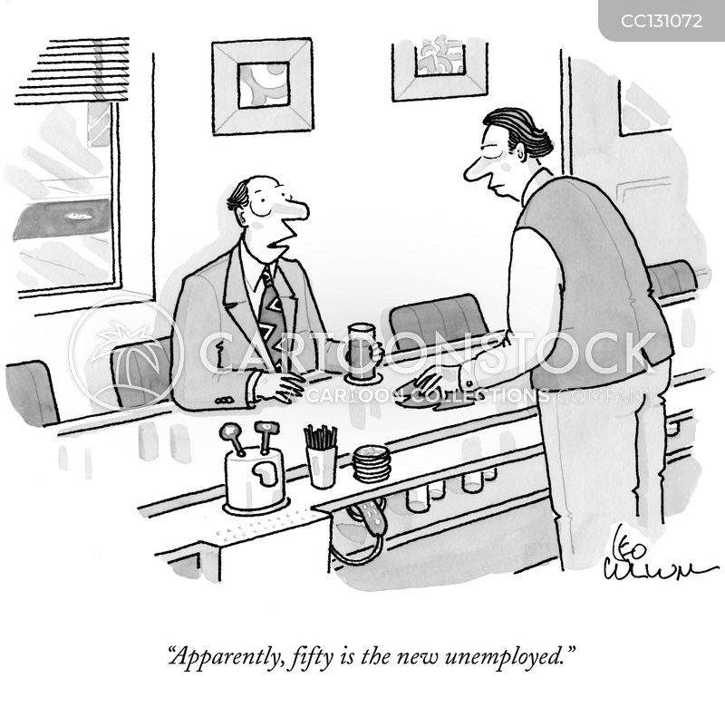 employment cartoon