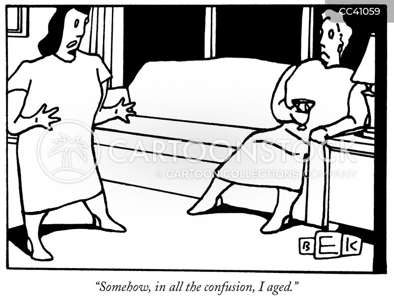 regrets cartoon
