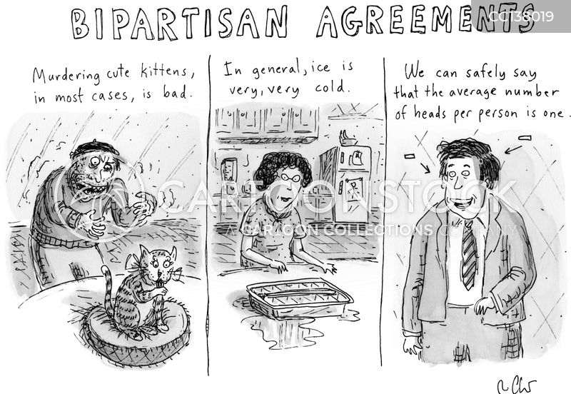 partisans cartoon