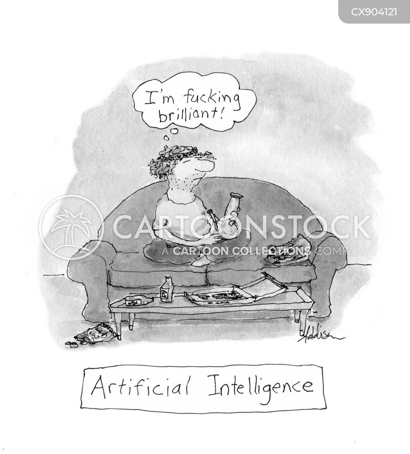 intellect cartoon