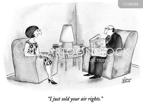 property developers cartoon