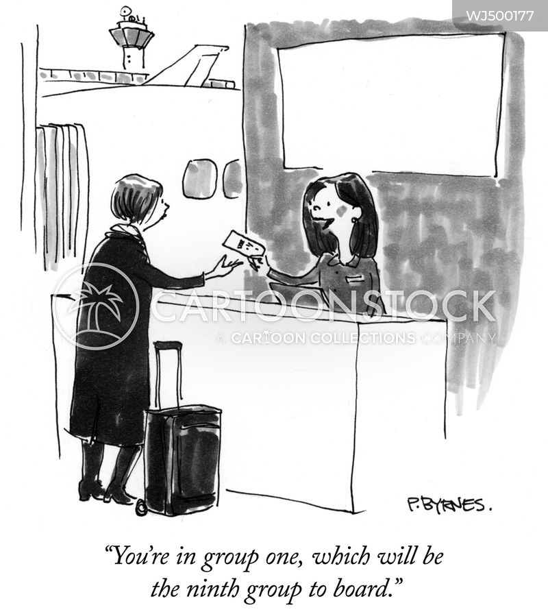 Customer Satisfaction cartoon