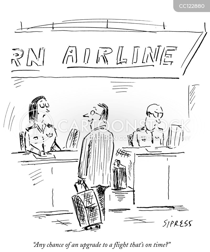 on time cartoon