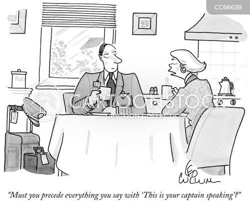 annoying habits cartoon