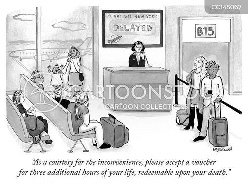 delayed cartoon