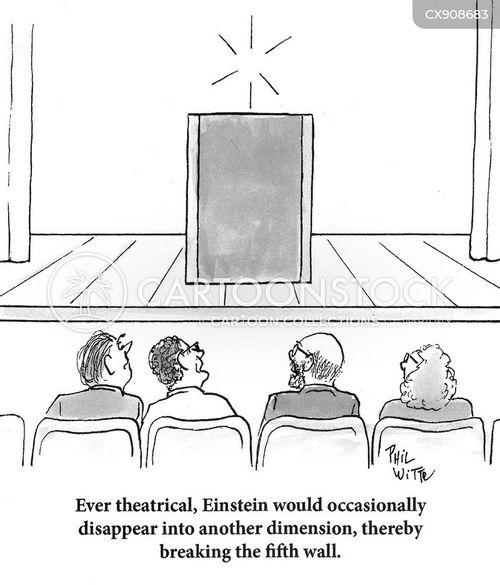 dimension cartoon