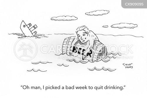 surviving cartoon