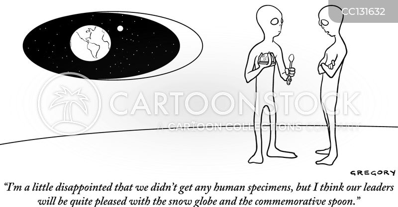 specimen cartoon