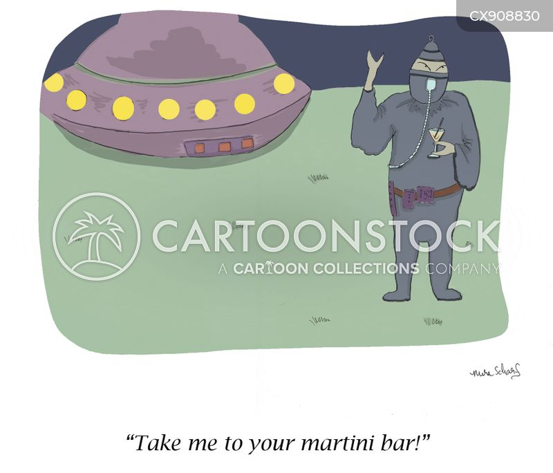 space ship cartoon