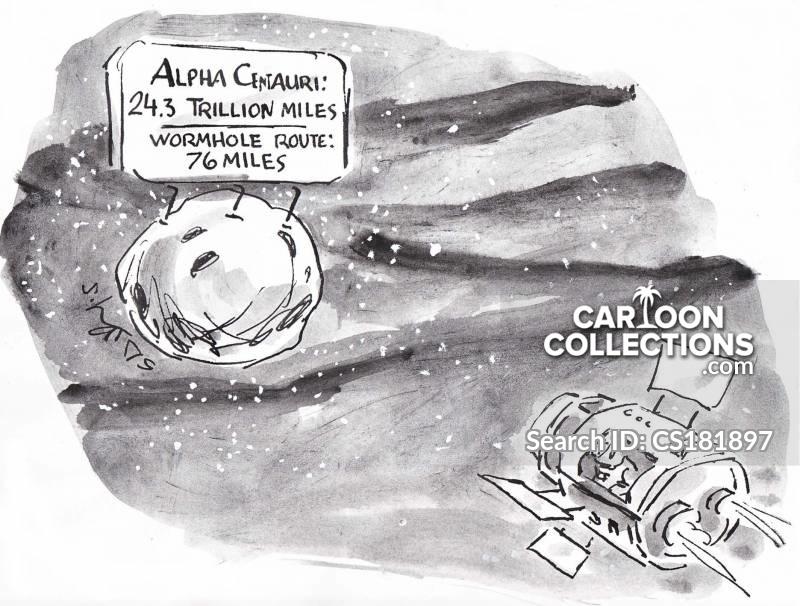 alpha centuri cartoon