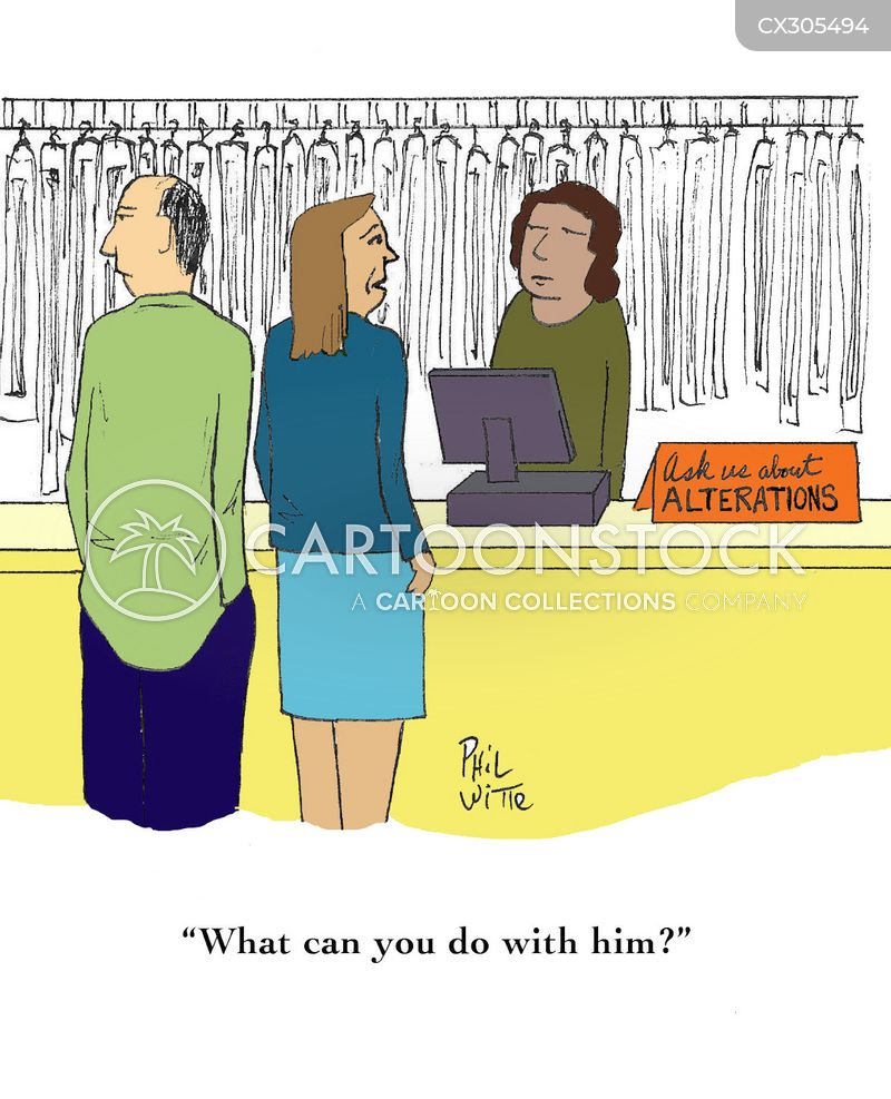 alterations cartoon