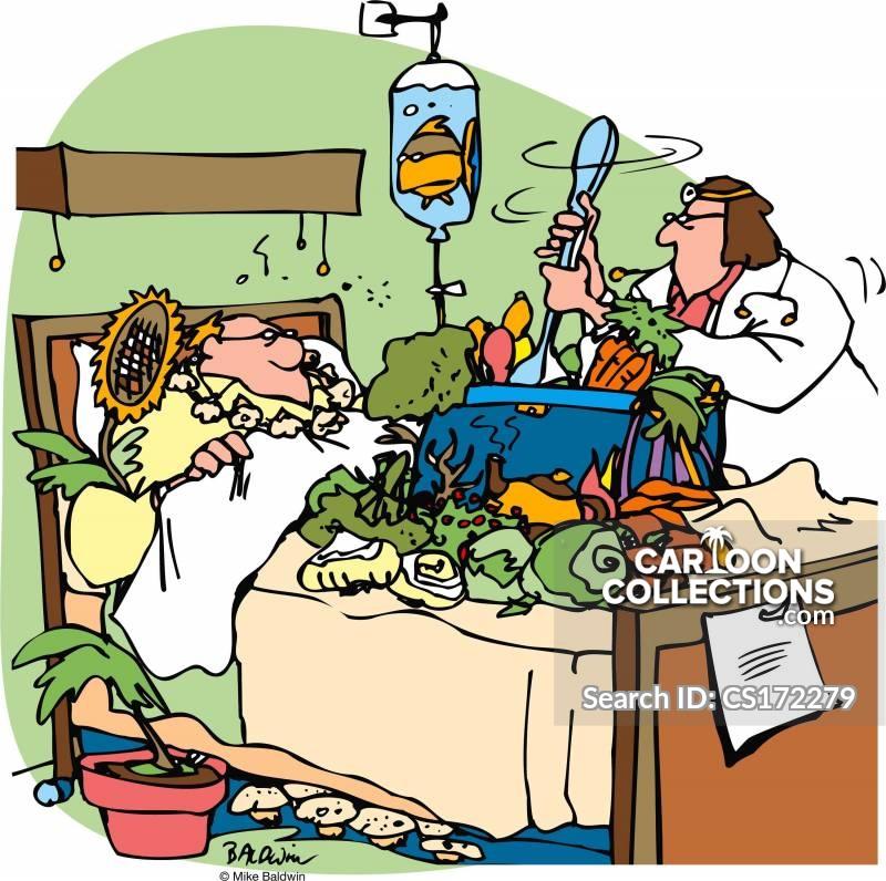 alternative vaccines cartoon