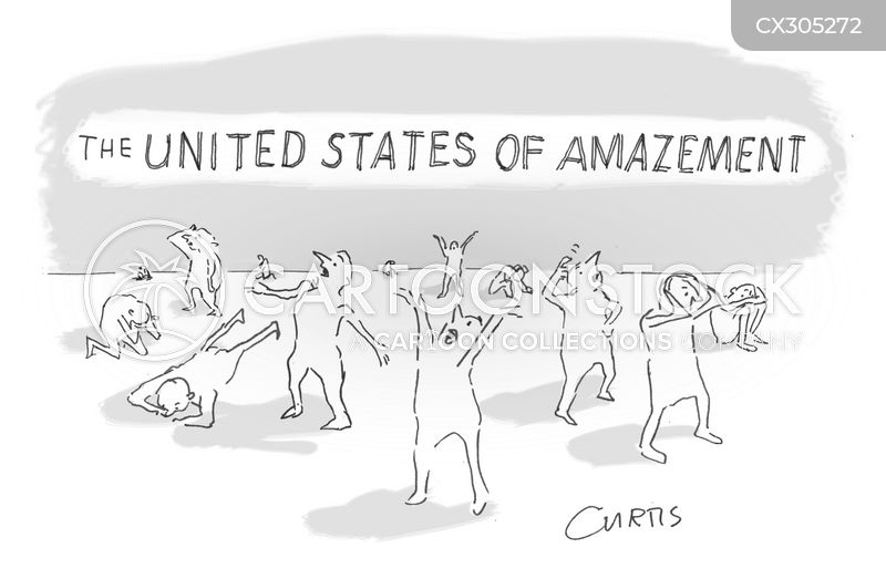 amazed cartoon