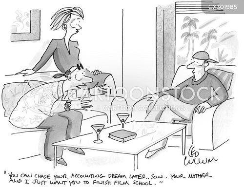 director cartoon