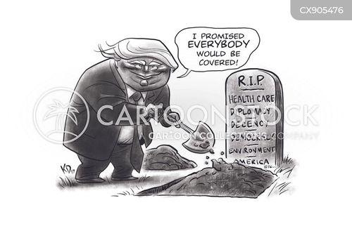 covered cartoon