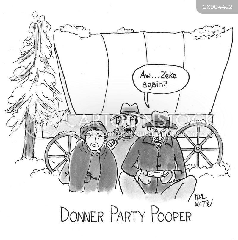 wagon cartoon