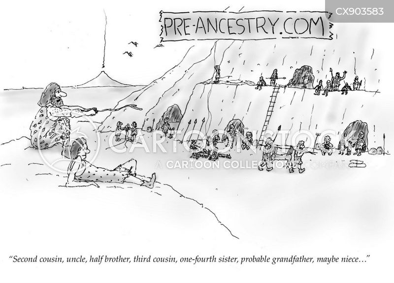 ancestors cartoon