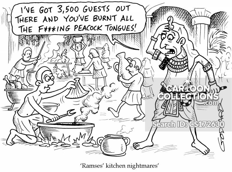 kitchen nightmares cartoon