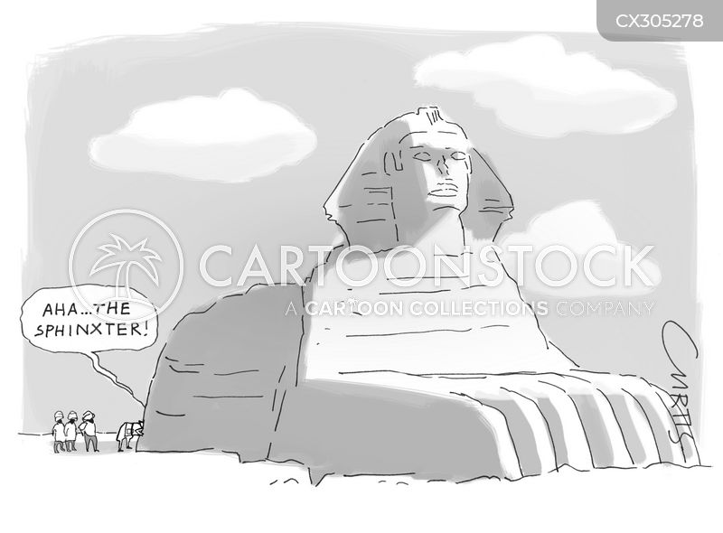 monuments cartoon