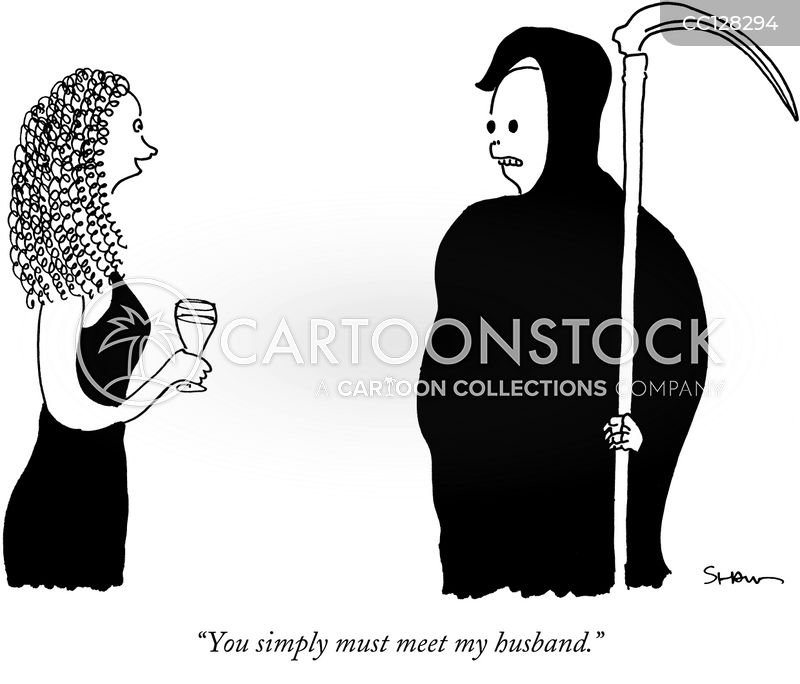 Introductions cartoon