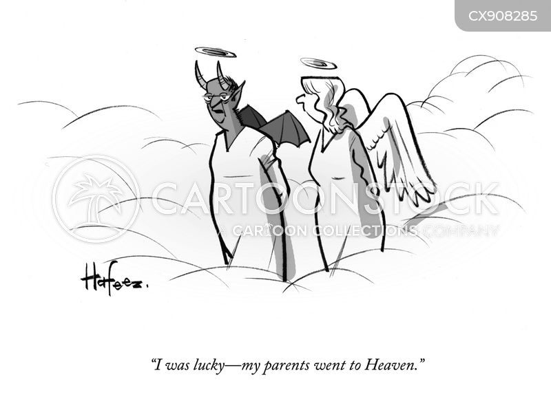 parentage cartoon