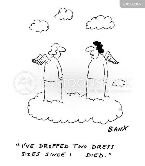departed souls cartoon