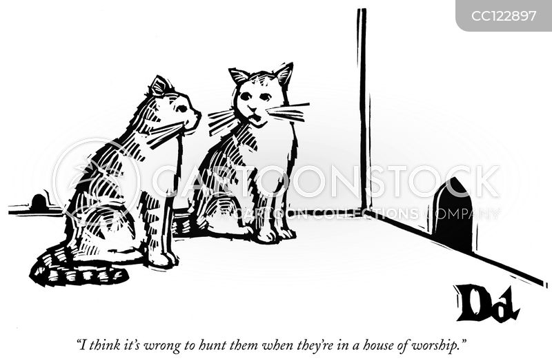 Mouseholes cartoon