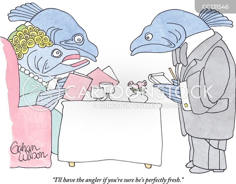 fishermen cartoon