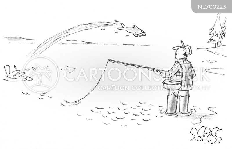 aiming cartoon