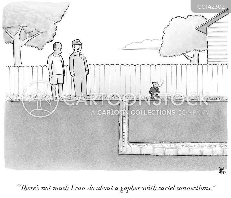 connection cartoon