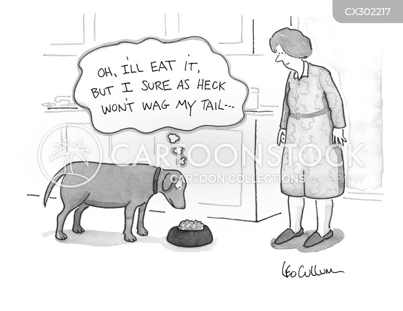 dinnertime cartoon