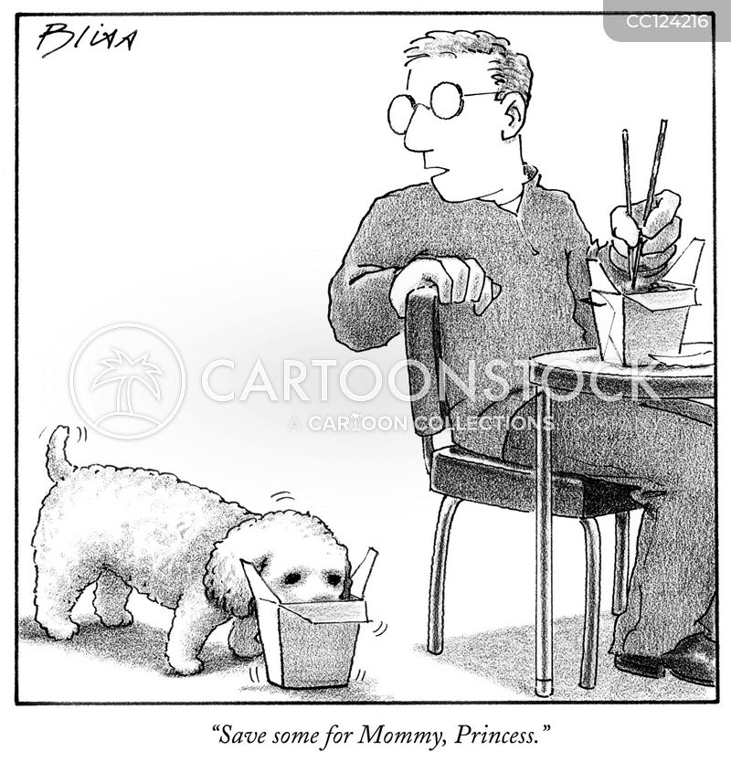 fur babies cartoon