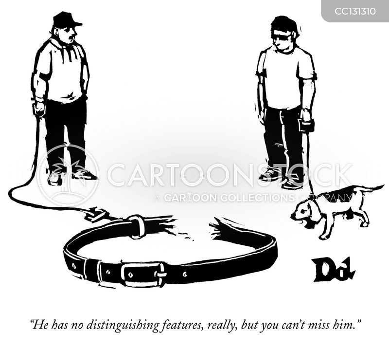 Collars cartoon