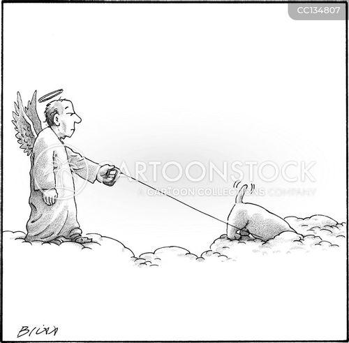 digging cartoon