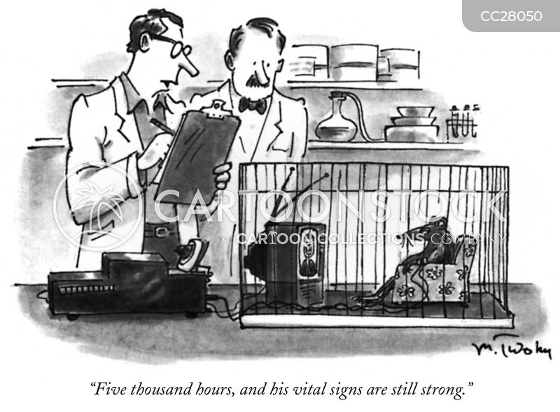 Vitals cartoon