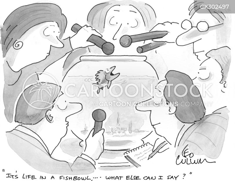 aquariums cartoon